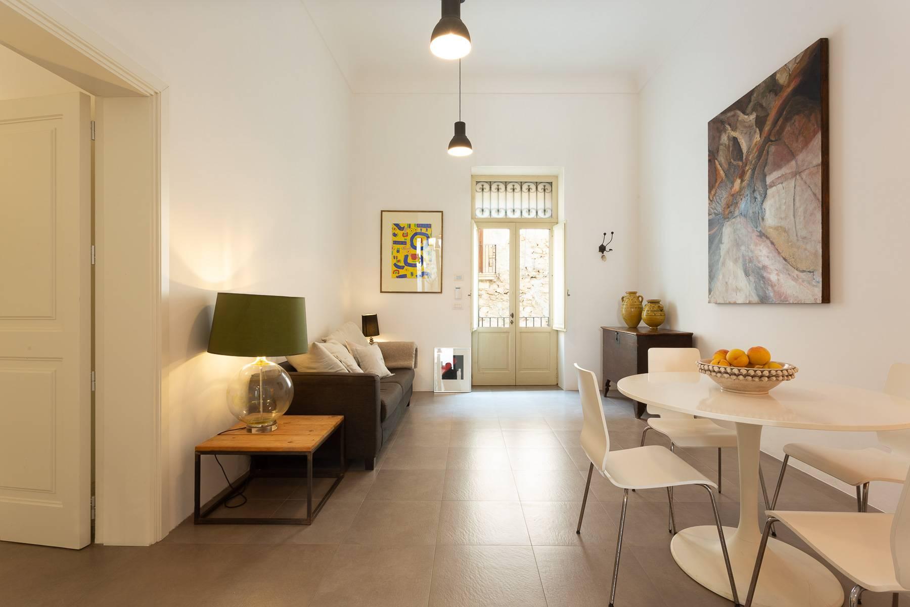 Luminoso appartamento con terrazzo nel cuore di Noto - 5