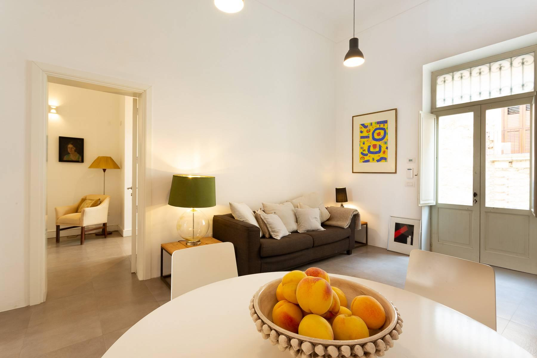 Luminoso appartamento con terrazzo nel cuore di Noto - 14