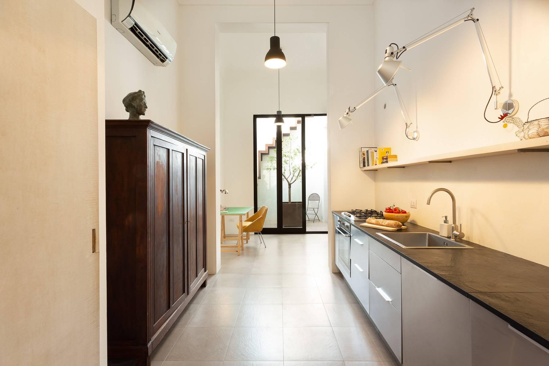 Luminoso appartamento con terrazzo nel cuore di Noto - 4