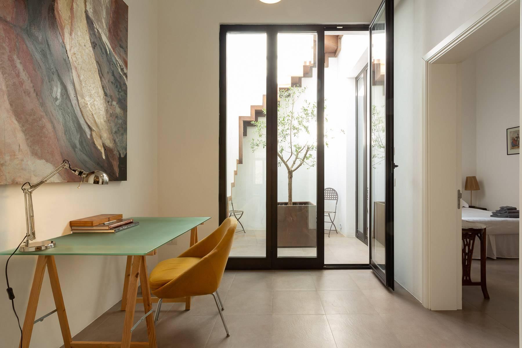 Luminoso appartamento con terrazzo nel cuore di Noto - 1
