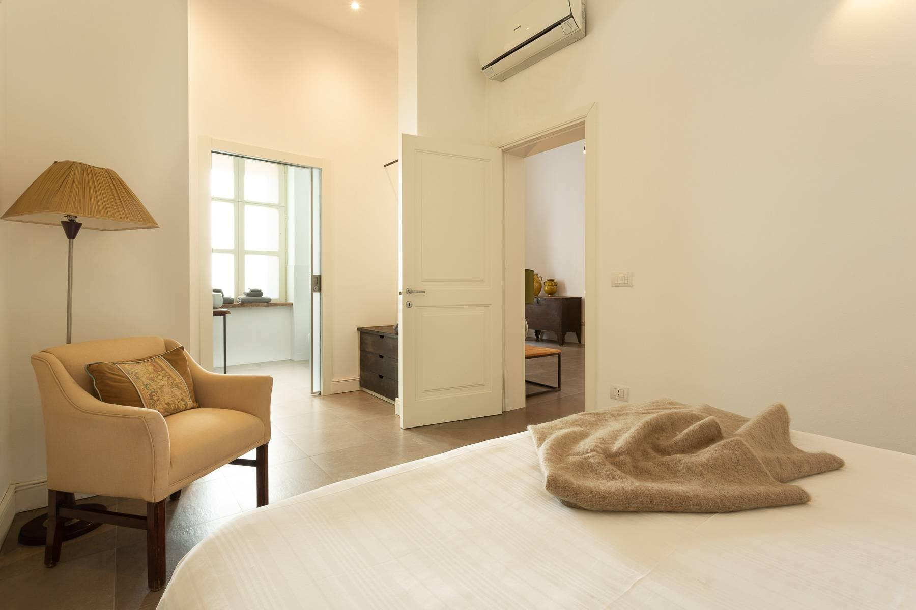 Luminoso appartamento con terrazzo nel cuore di Noto - 19