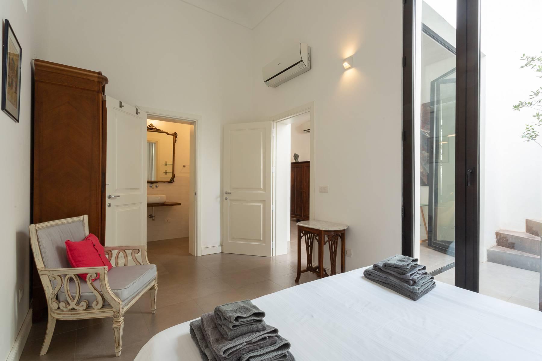 Luminoso appartamento con terrazzo nel cuore di Noto - 11