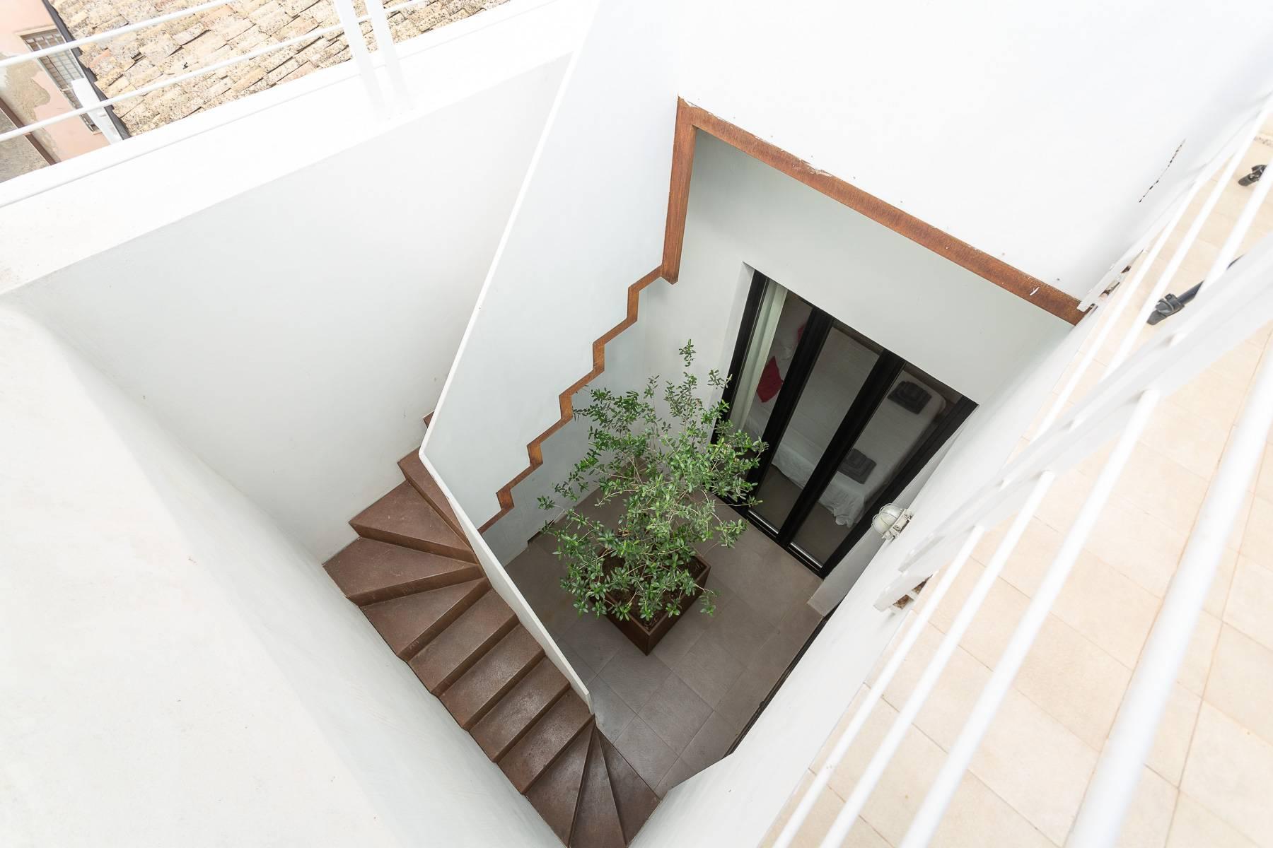 Luminoso appartamento con terrazzo nel cuore di Noto - 21