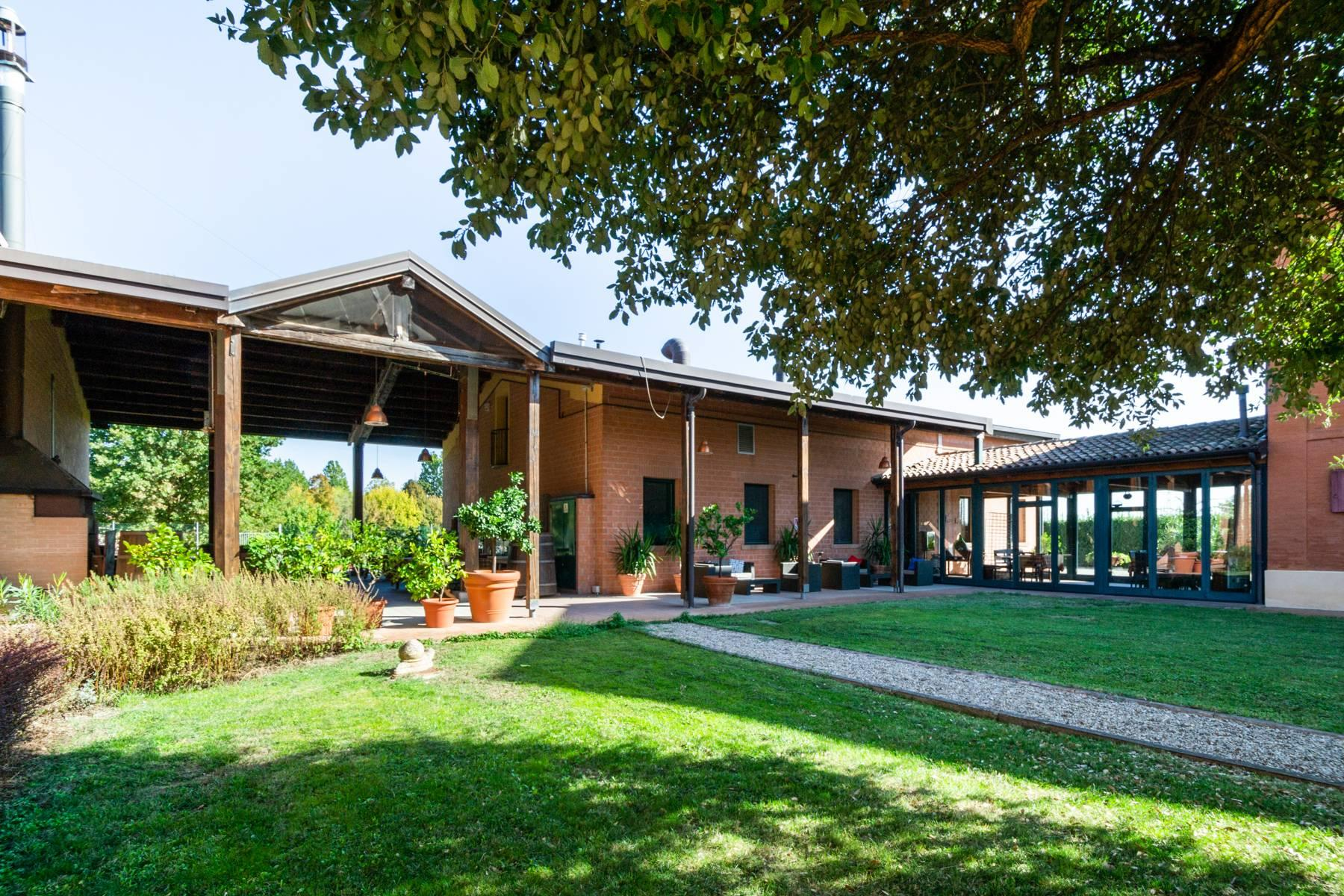 Well-kept farm with B&B and restaurant in the countryside of Modena - 3
