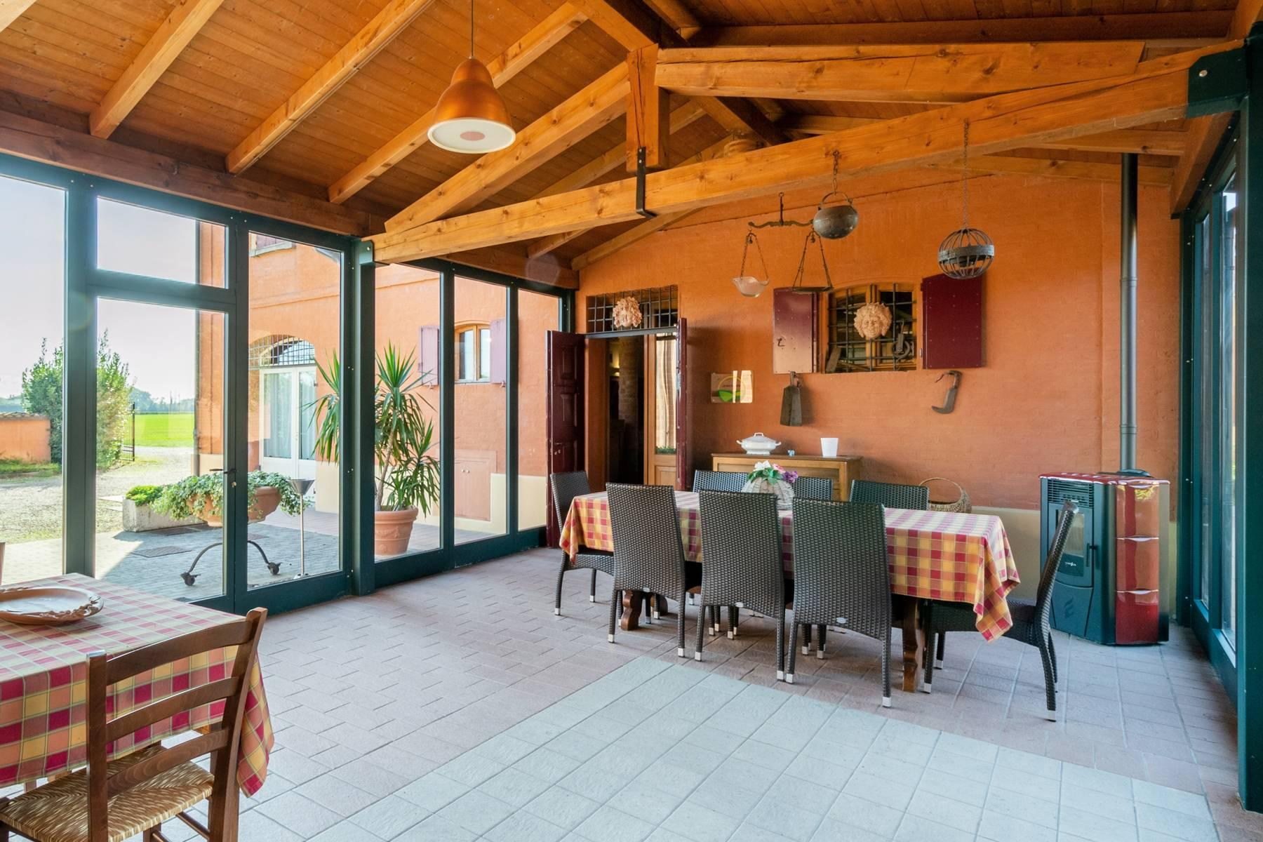 Well-kept farm with B&B and restaurant in the countryside of Modena - 19