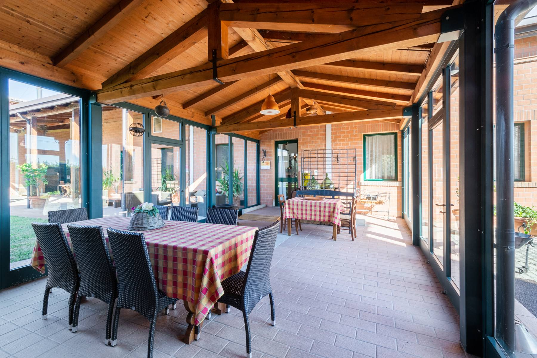 Well-kept farm with B&B and restaurant in the countryside of Modena - 5