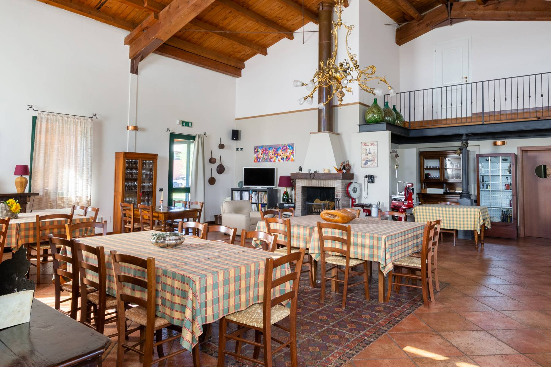 Well-kept farm with B&B and restaurant in the countryside of Modena - 12