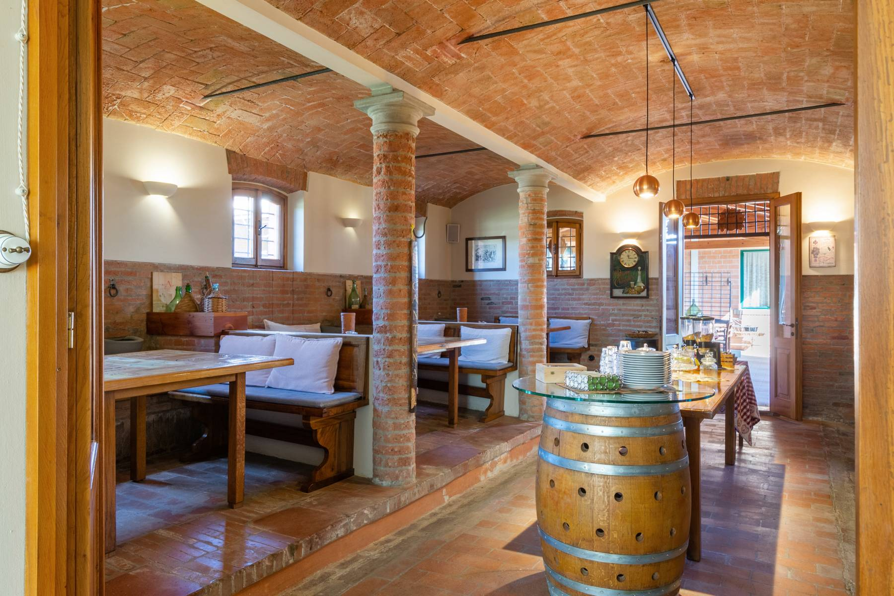 Well-kept farm with B&B and restaurant in the countryside of Modena - 10