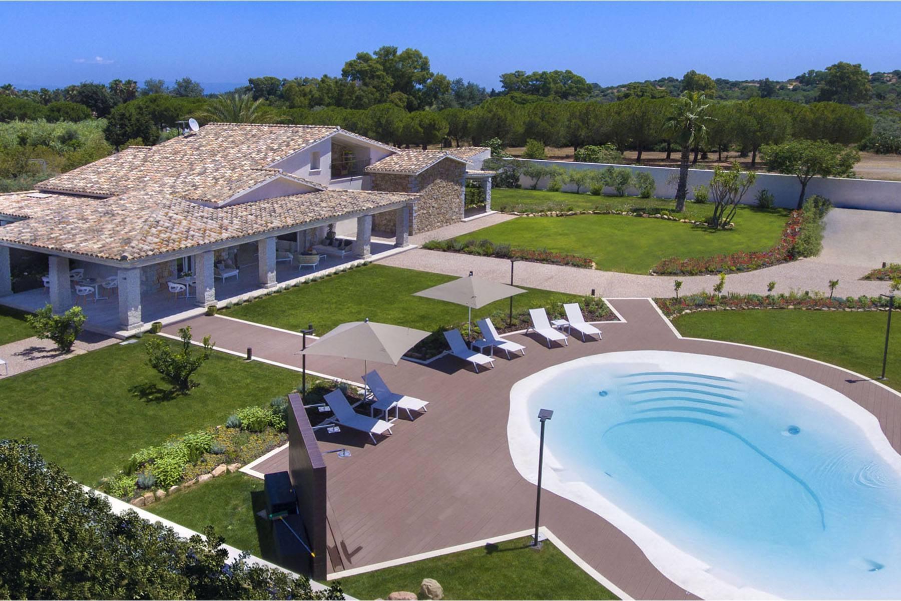Villa indipendente vicino al mare e al suggestivo sito archeologico di Nora. - 2