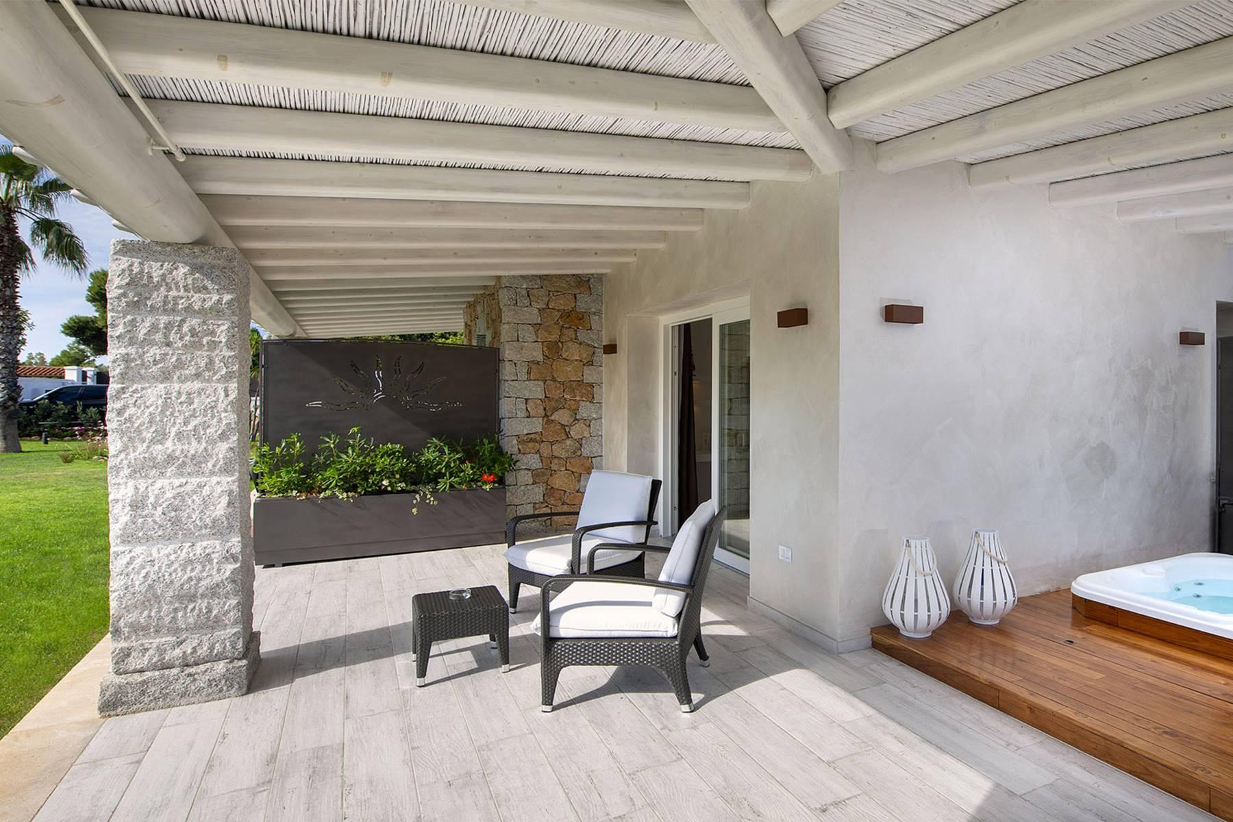 Villa indipendente vicino al mare e al suggestivo sito archeologico di Nora. - 6