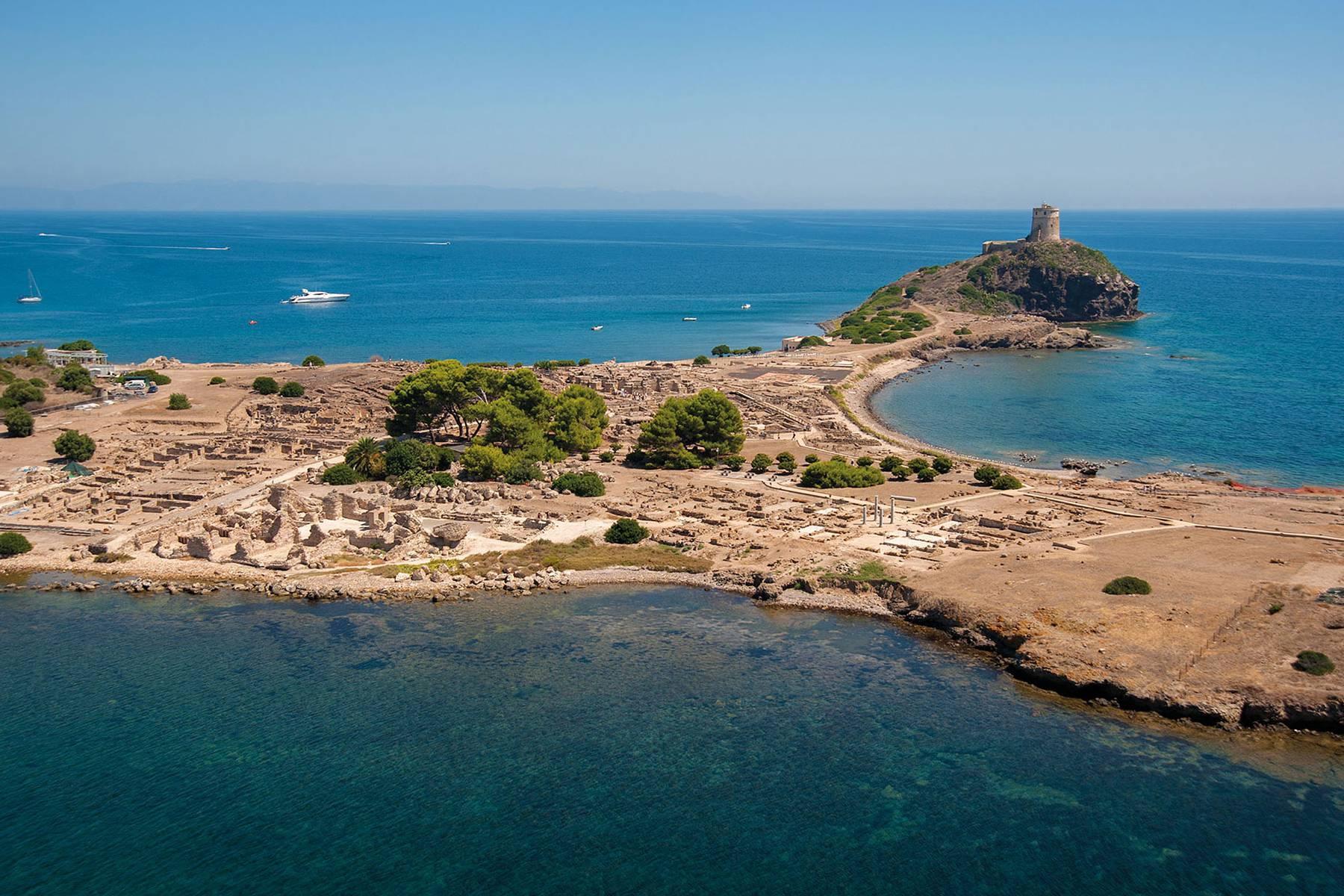 Villa indipendente vicino al mare e al suggestivo sito archeologico di Nora. - 17