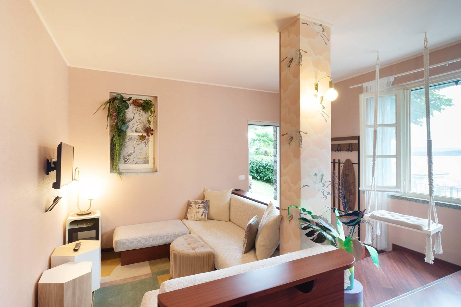Elegant apartment in the small hamlet of Belgirate - 6