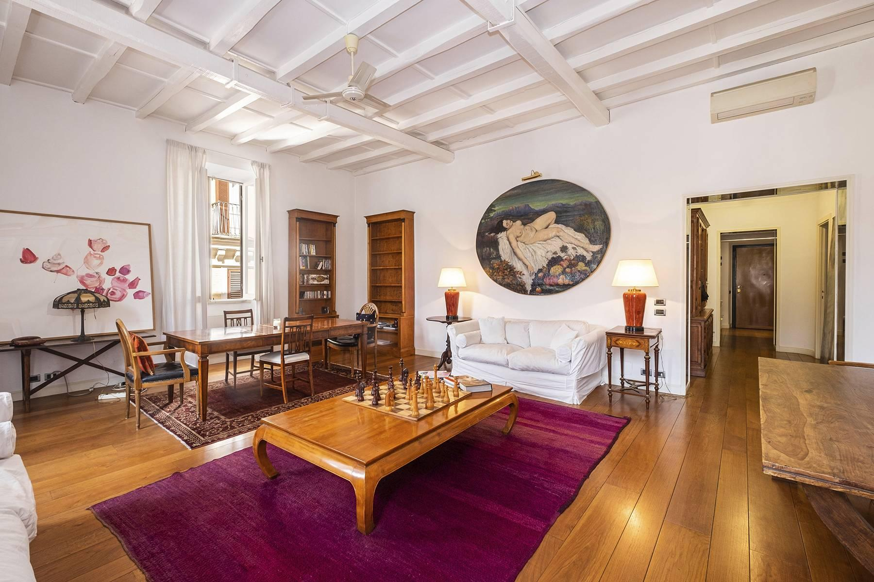 Elegant apartment in the heart of Rome - 1