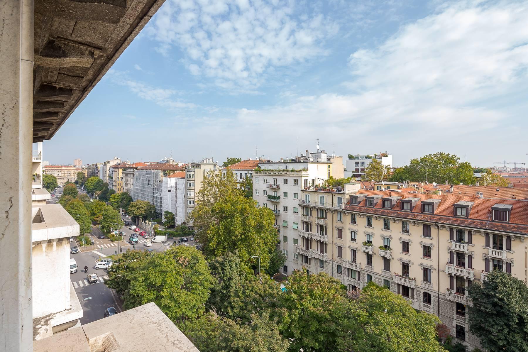 Charming period apartment in Viale Majno - 5