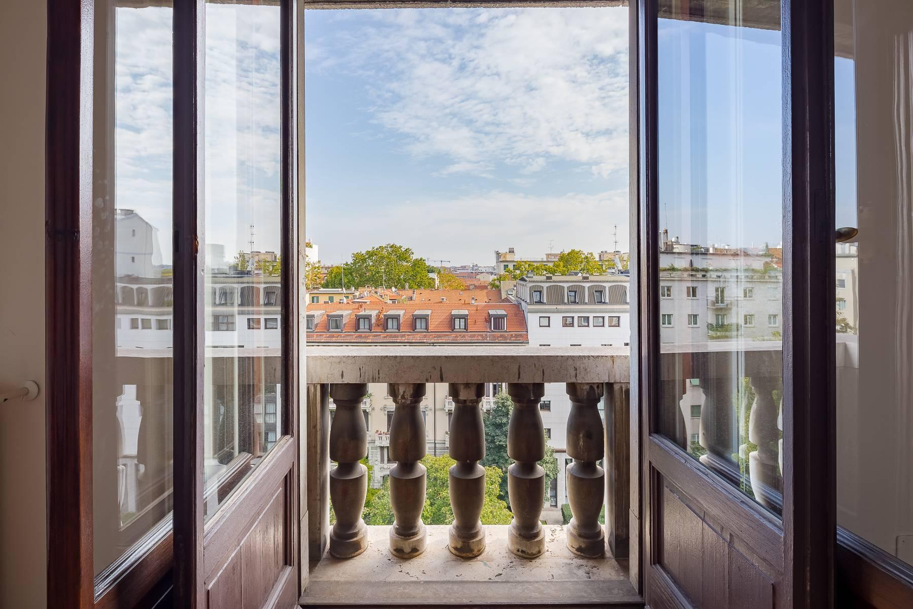 Charming period apartment in Viale Majno - 1