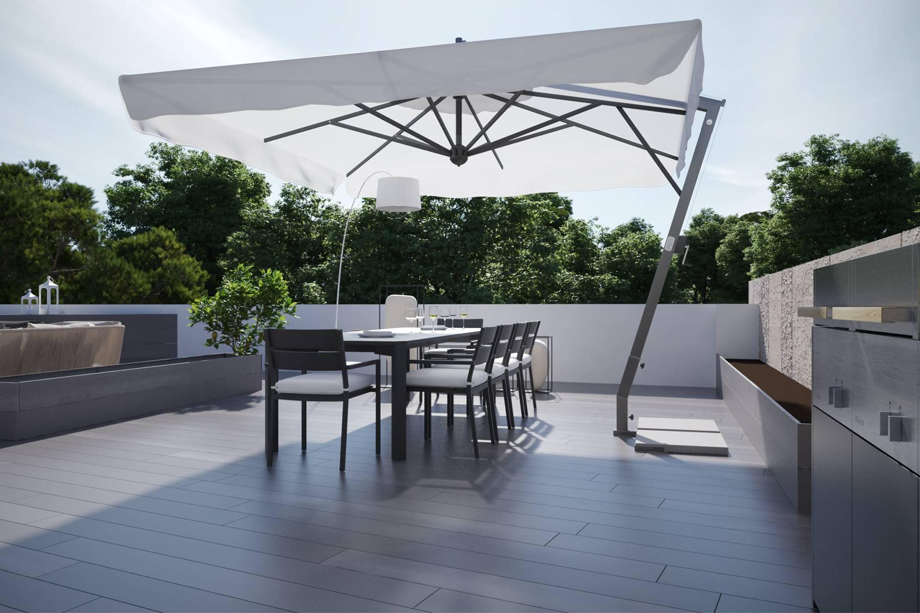 Camilluccia 535: the quiet of the countryside in the heart of Rome - Penthouse - 8
