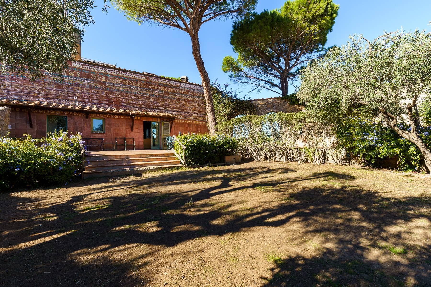 Unique villa facing the bay of Monte Argentario - 5
