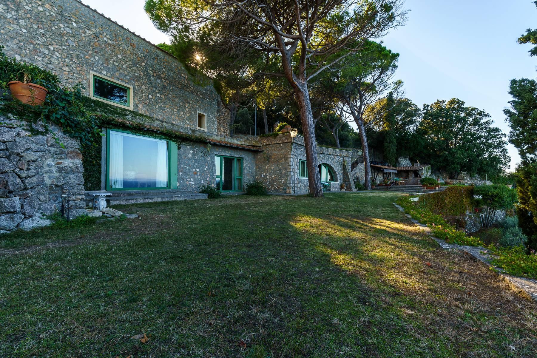 Unique villa facing the bay of Monte Argentario - 4