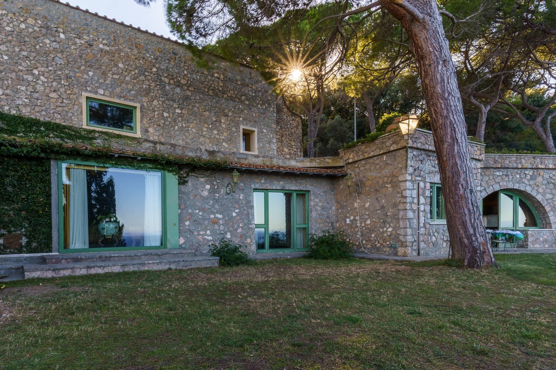 Unique villa facing the bay of Monte Argentario - 3