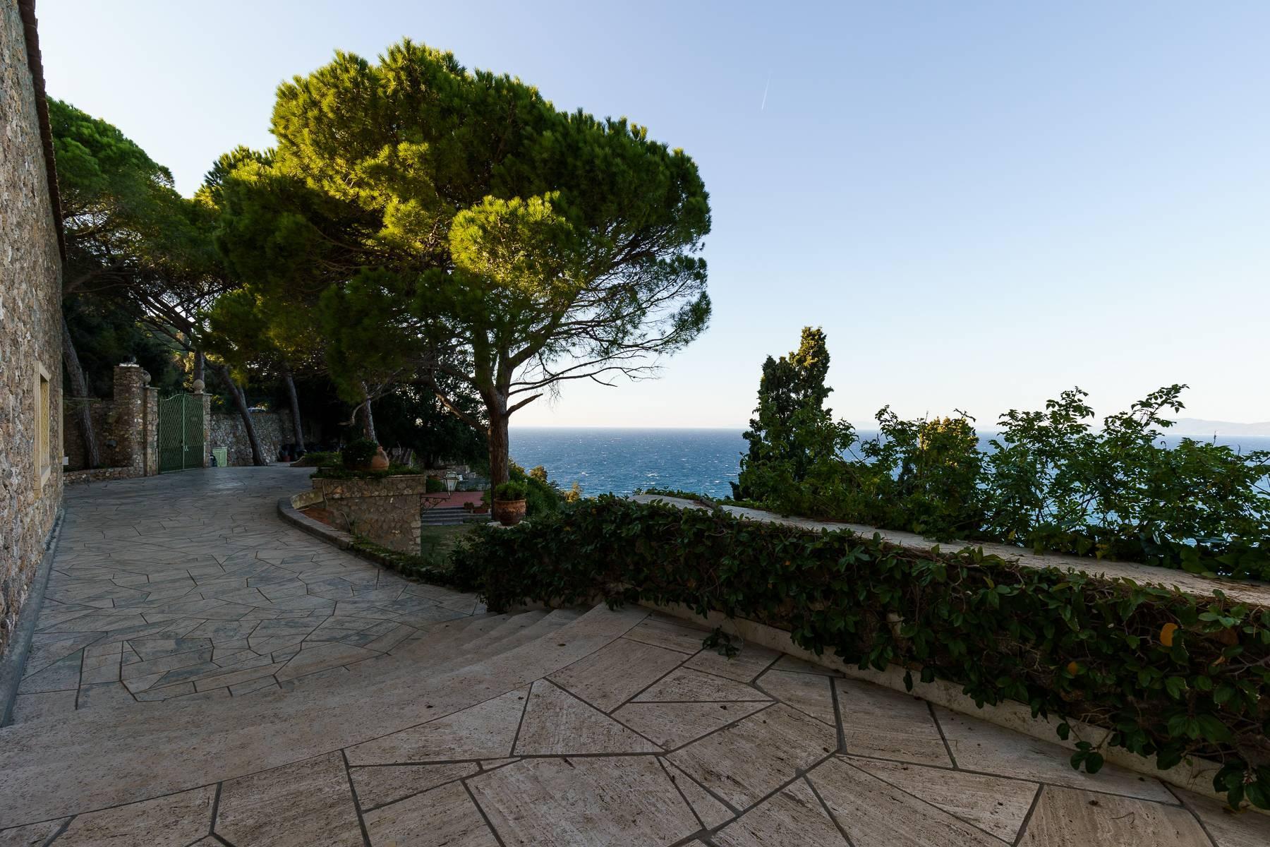 Unique villa facing the bay of Monte Argentario - 7