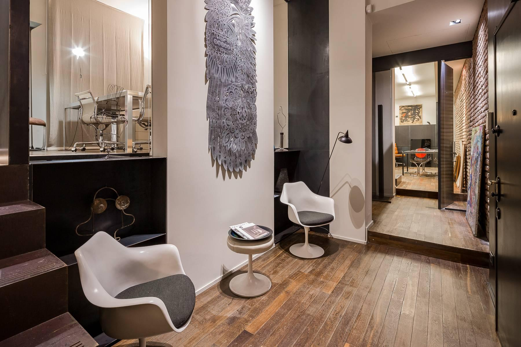 Sophisticated designer office in Porta Venezia district - 1