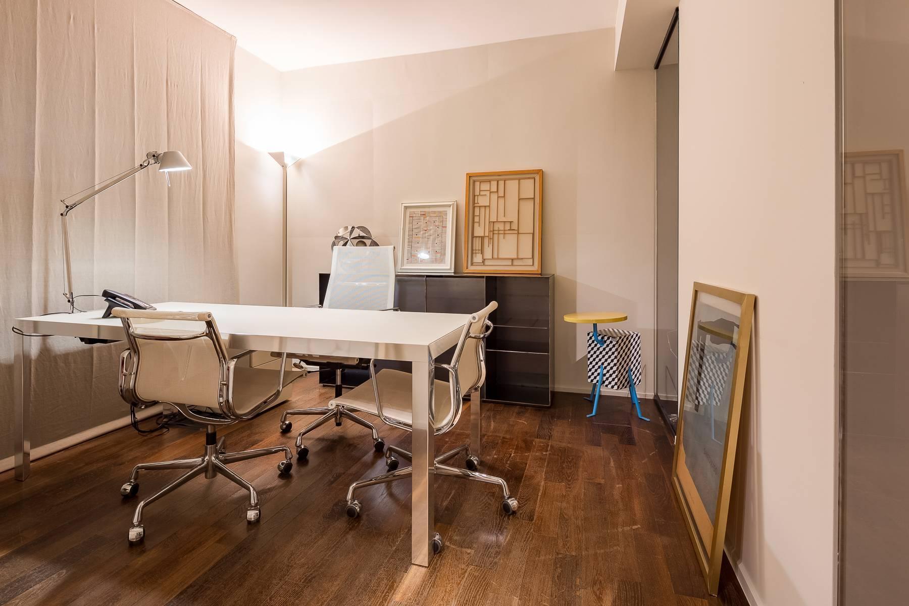 Sophisticated designer office in Porta Venezia district - 4