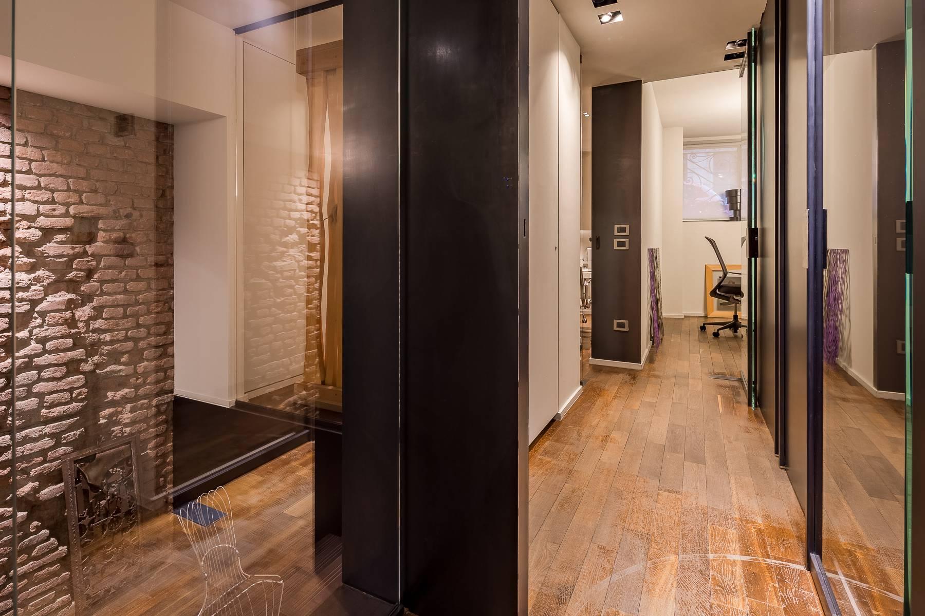 Sophisticated designer office in Porta Venezia district - 5