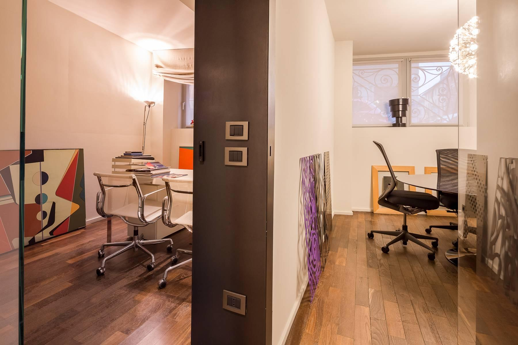 Sophisticated designer office in Porta Venezia district - 6
