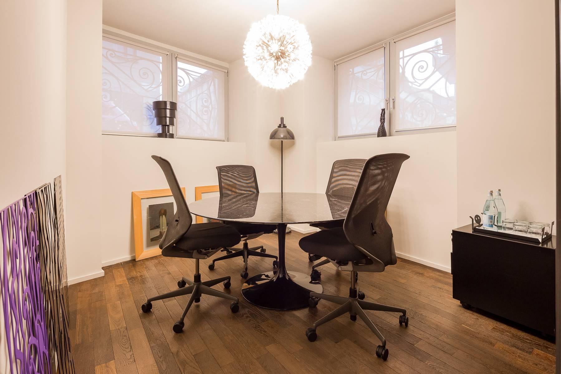 Sophisticated designer office in Porta Venezia district - 7