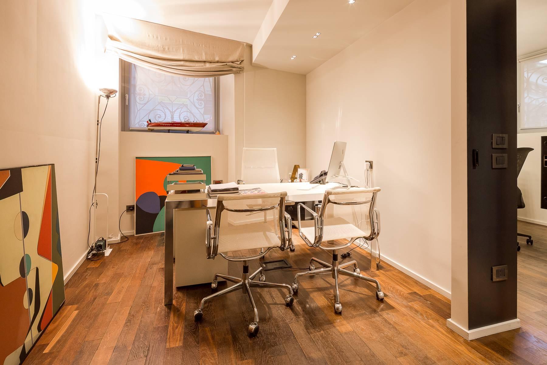 Sophisticated designer office in Porta Venezia district - 8
