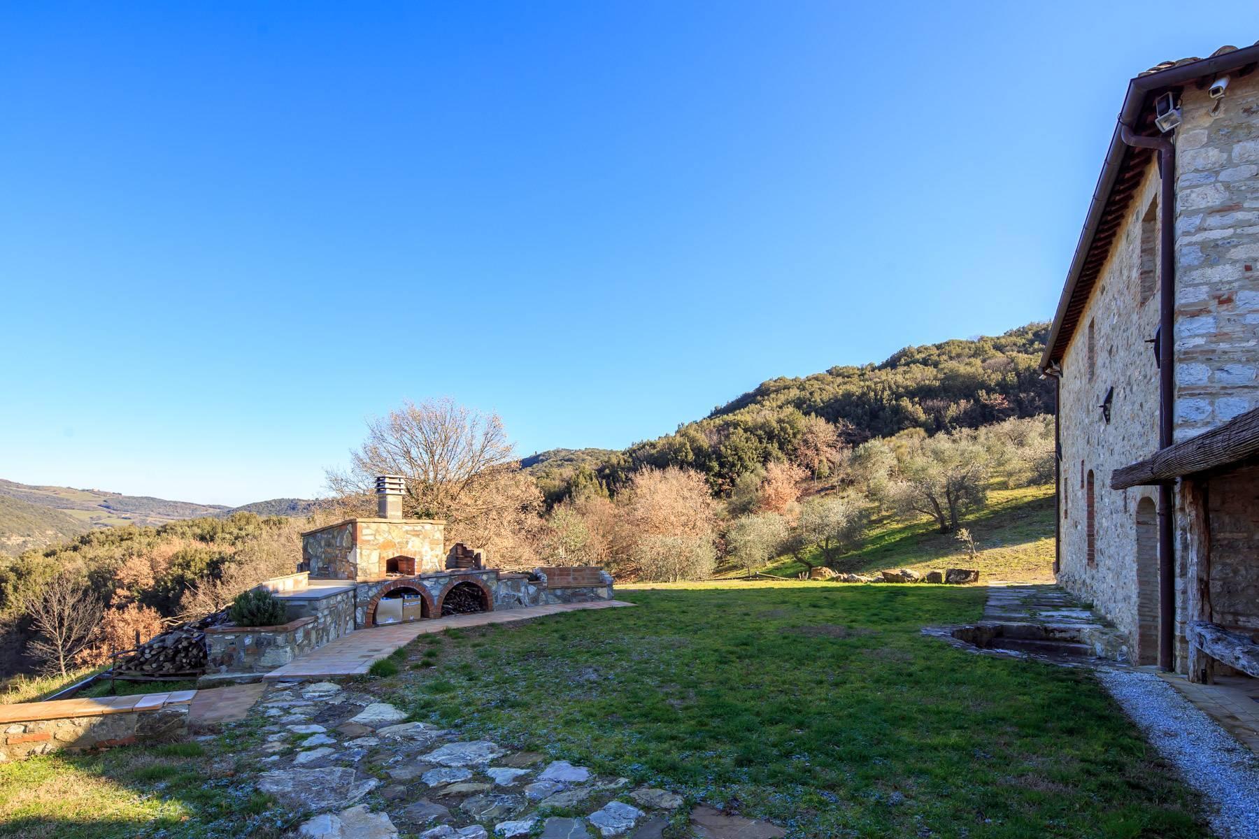 Elegantes Bauernhaus mit Pool mitten im Val D'Orcia - 4