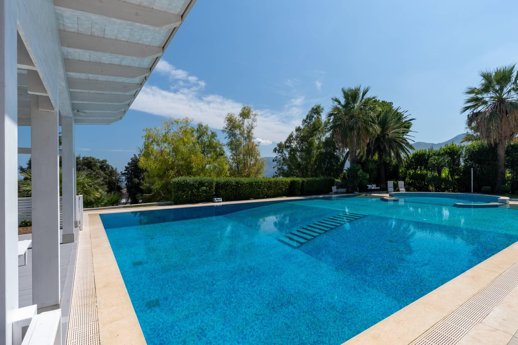 Luxurious Villa in Monreale with breathtaking views overlooking the Gulf of Palermo - 4
