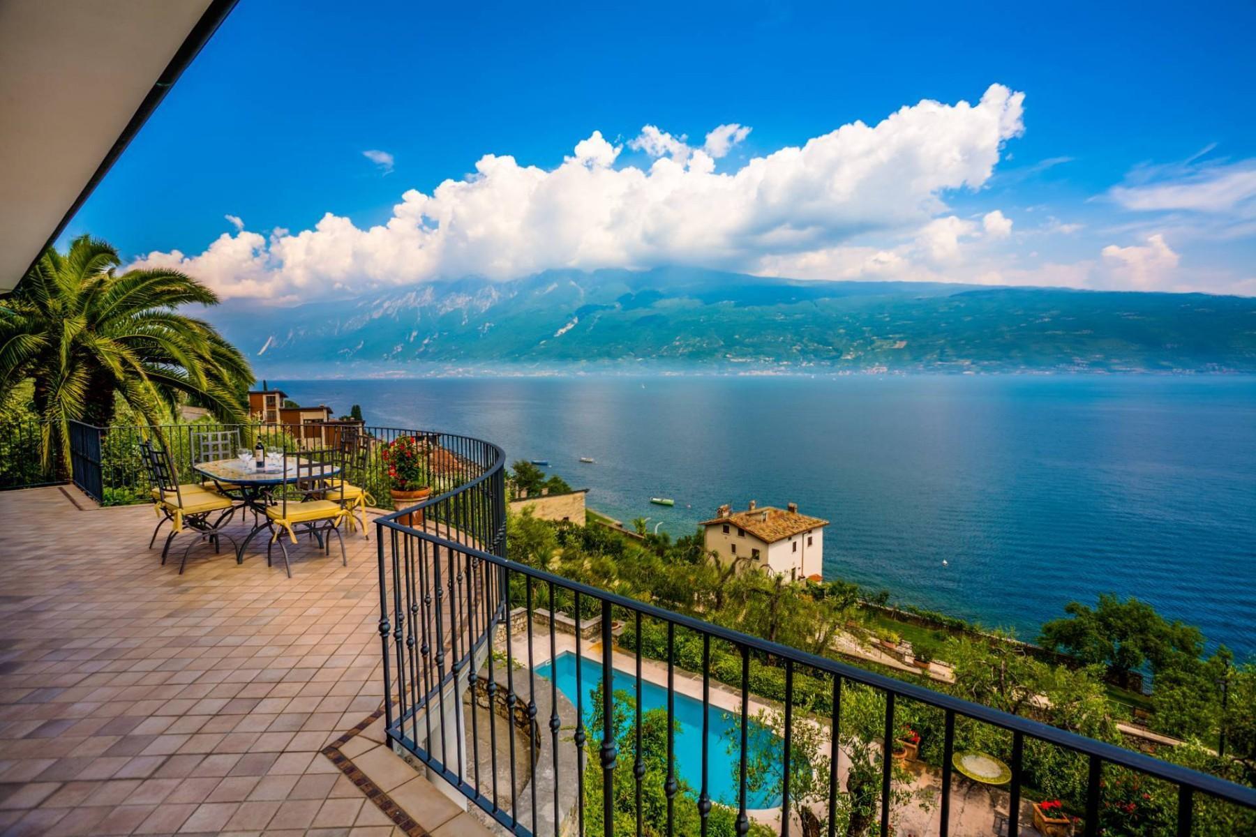 Atemberaubende moderne Villa mit exklusivem Pool und herrlichem Seeblick - 12