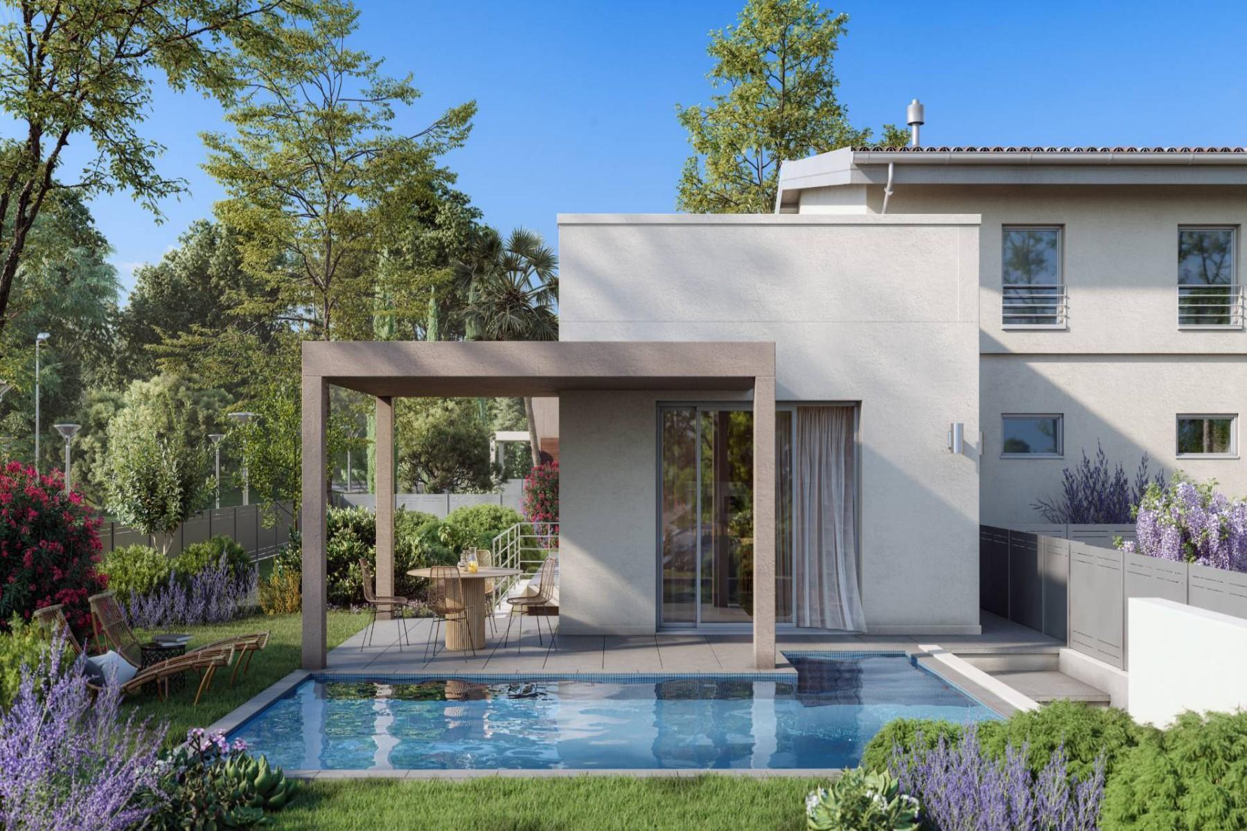Modernissima villa in residence in fase di costruzione - 1