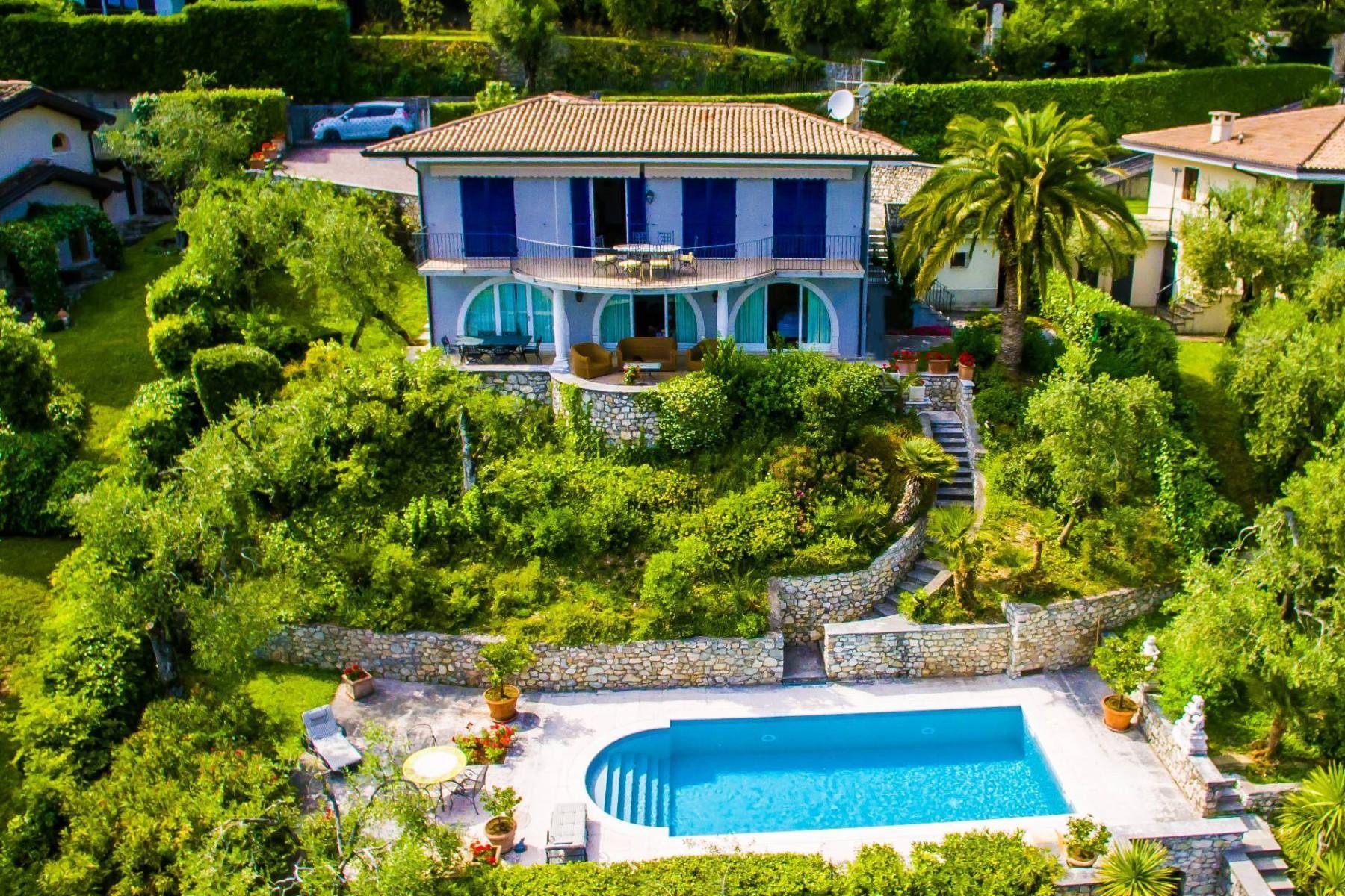 Atemberaubende moderne Villa mit exklusivem Pool und herrlichem Seeblick - 10