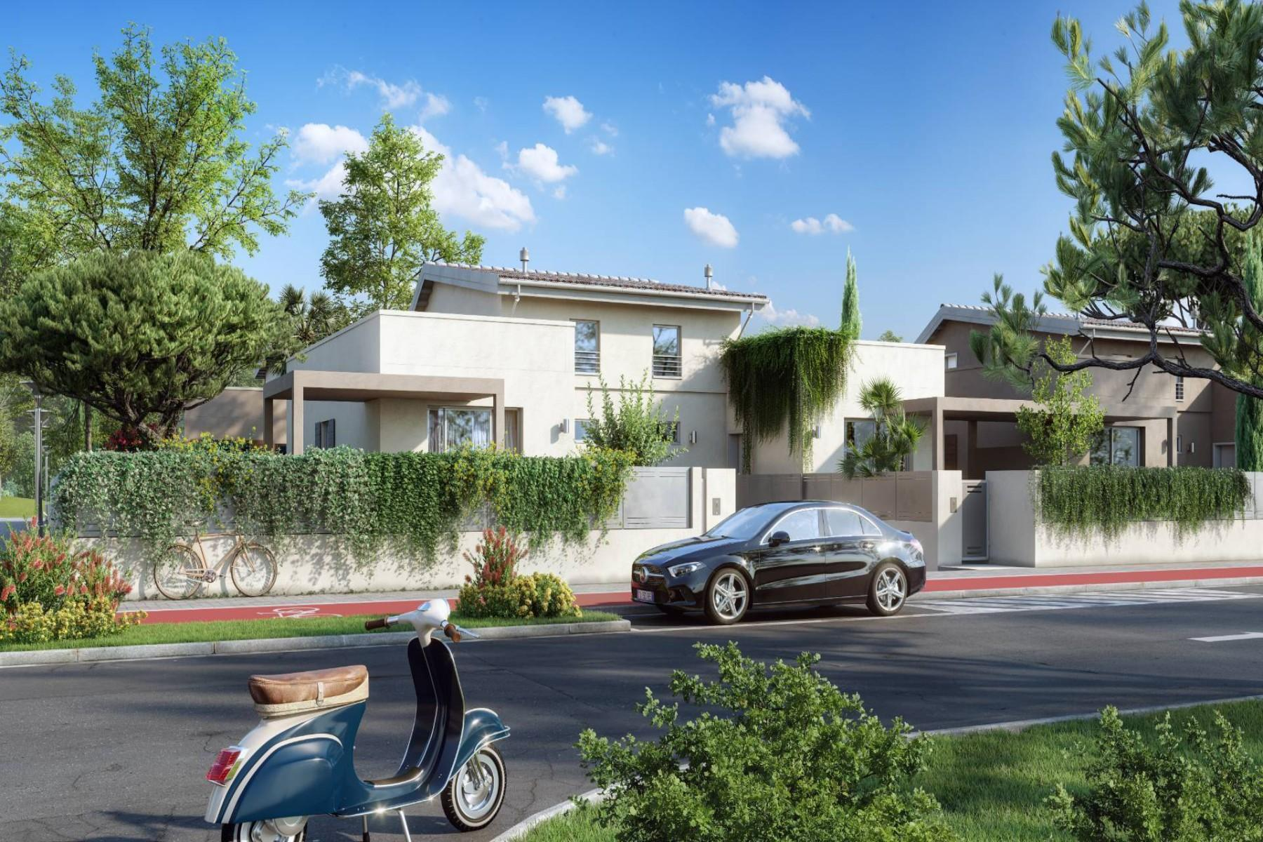 Moderne Villa im Wohnkomplex in Bauphase - 9