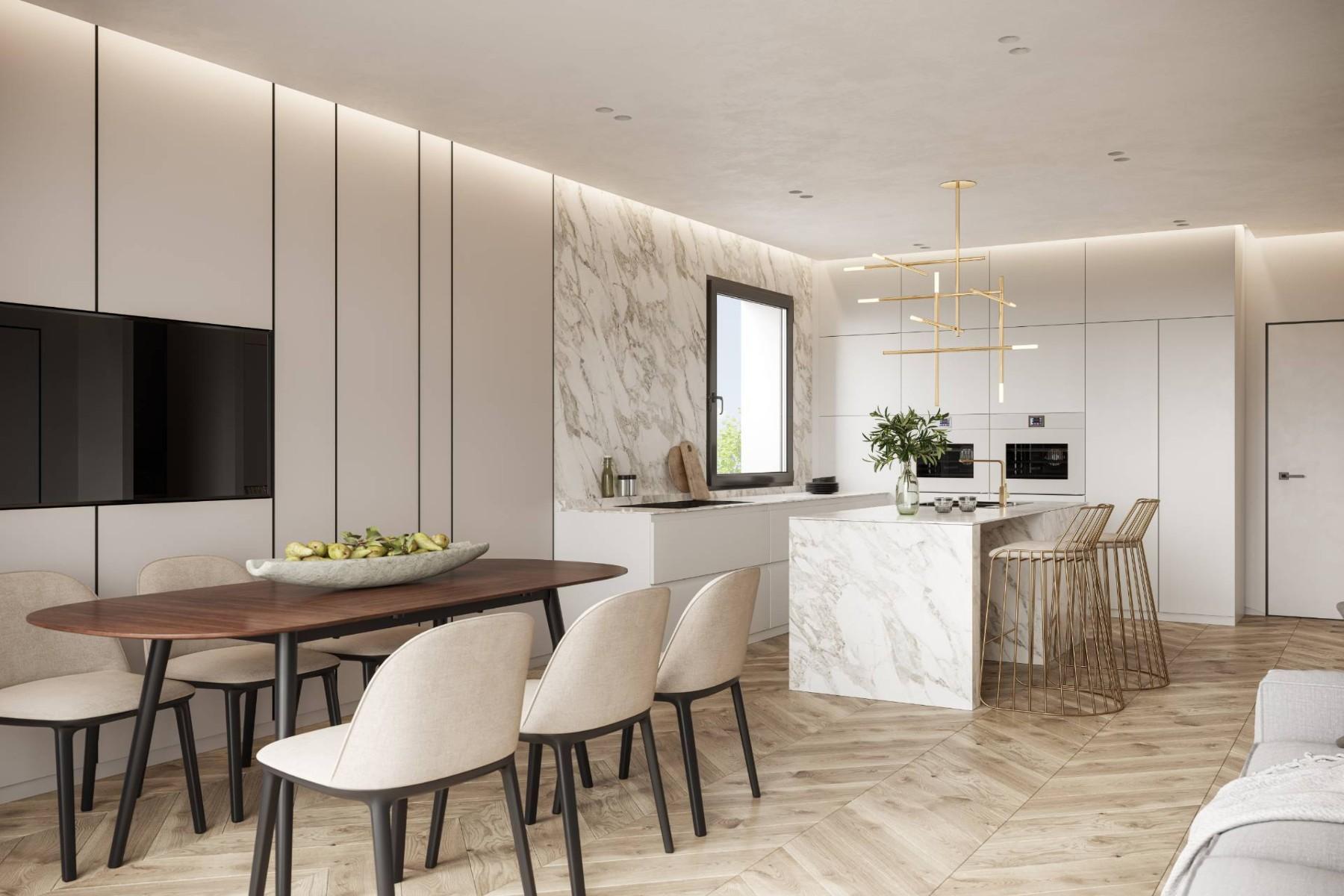 Modernissima villa in residence in fase di costruzione - 4
