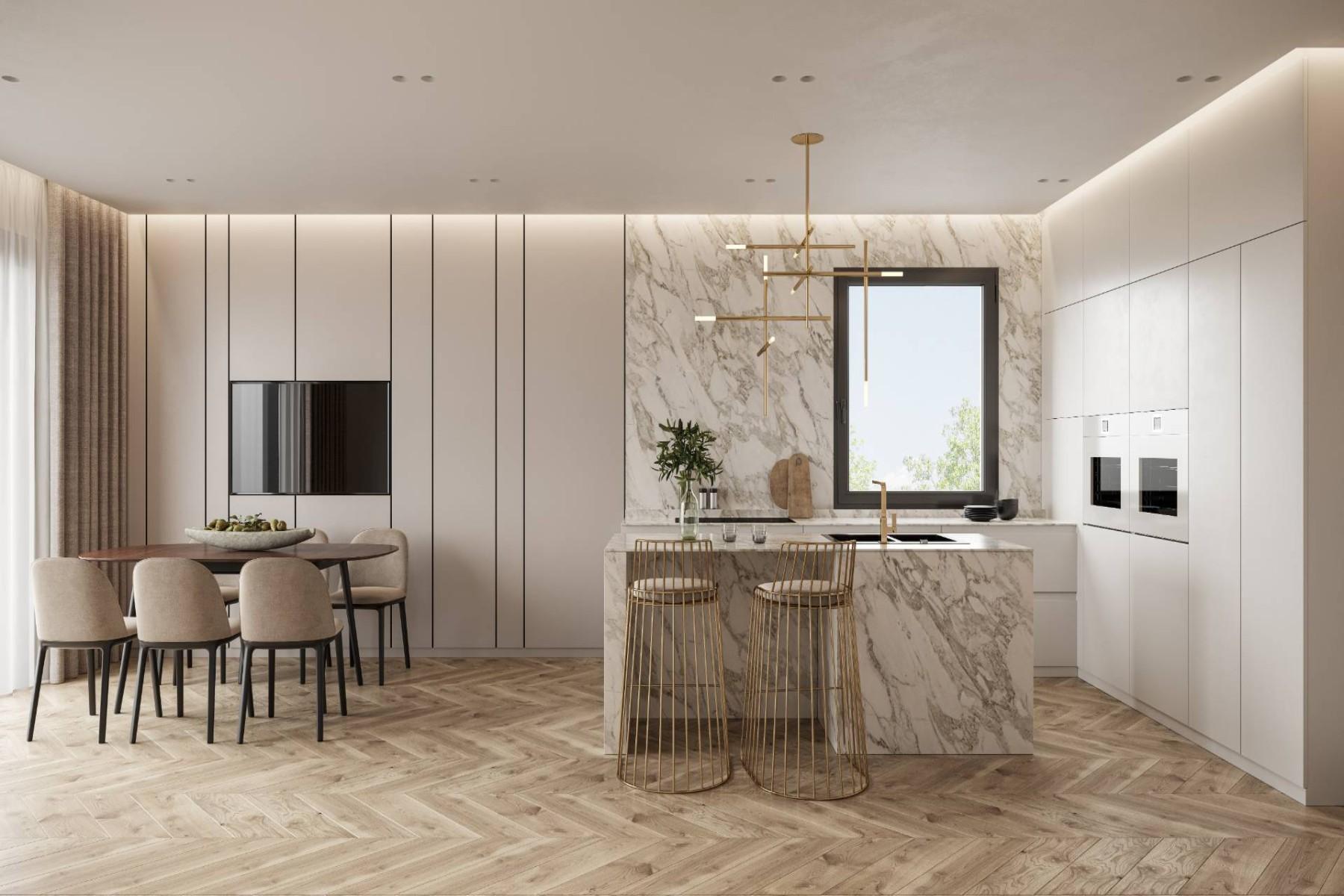 Modernissima villa in residence in fase di costruzione - 3