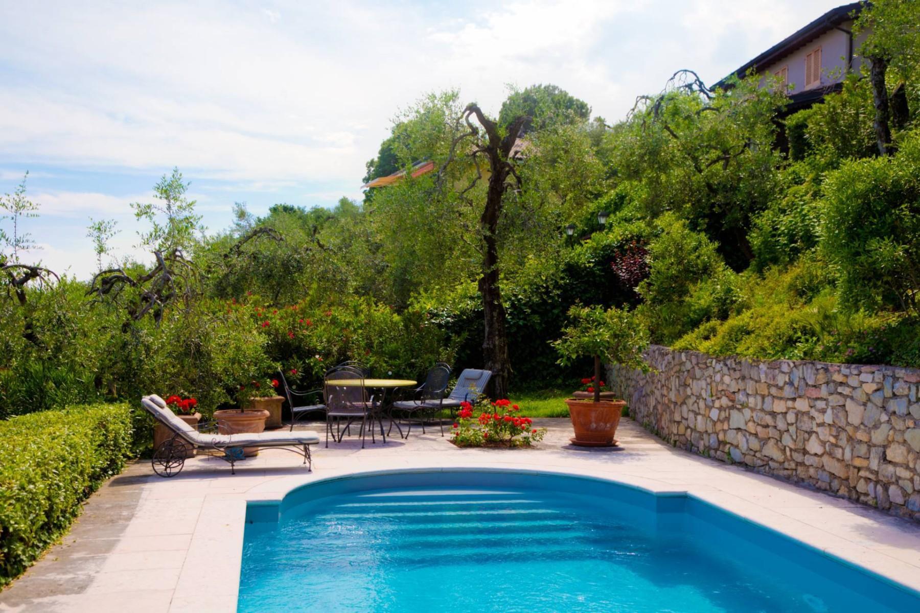 Atemberaubende moderne Villa mit exklusivem Pool und herrlichem Seeblick - 33